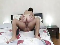 Anal, Brunette, Cuckold, French