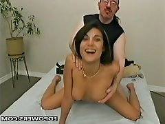 Amateur, Asian, Blowjob, Old and Young, POV