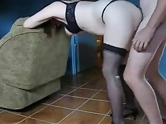 Mature, MILF, Old and Young, Stockings