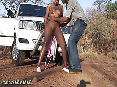 African, Orgy, Amateur, Outdoor, Group Sex