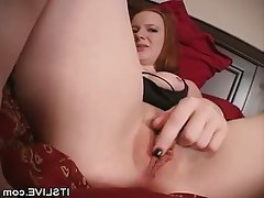 Masturbation, POV, Teen