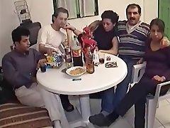 Blowjob, Cumshot, Group Sex