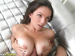 Big Tits, Blowjob, Cumshot, Teen