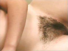 Anal, Masturbation, Brunette, Hairy, MILF