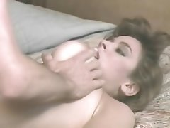 Big Boobs, Brunette, Cumshot, Hairy