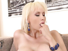 Babe, Big Tits, Stockings, Teen