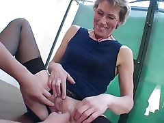 Hardcore, Mature, Old and Young, Threesome