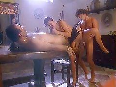 Anal, Double Penetration, Italian, Threesome