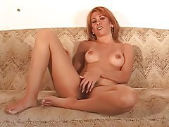 Sexy redhead matures with hairy pussies