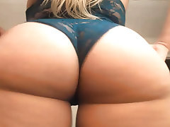 Amateur, Big Butts, Blonde, Webcam