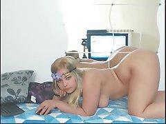 Amateur, Babe, Big Boobs, Blonde, Webcam
