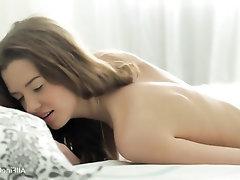 Masturbation, Solo, Stockings, Toys, Babe